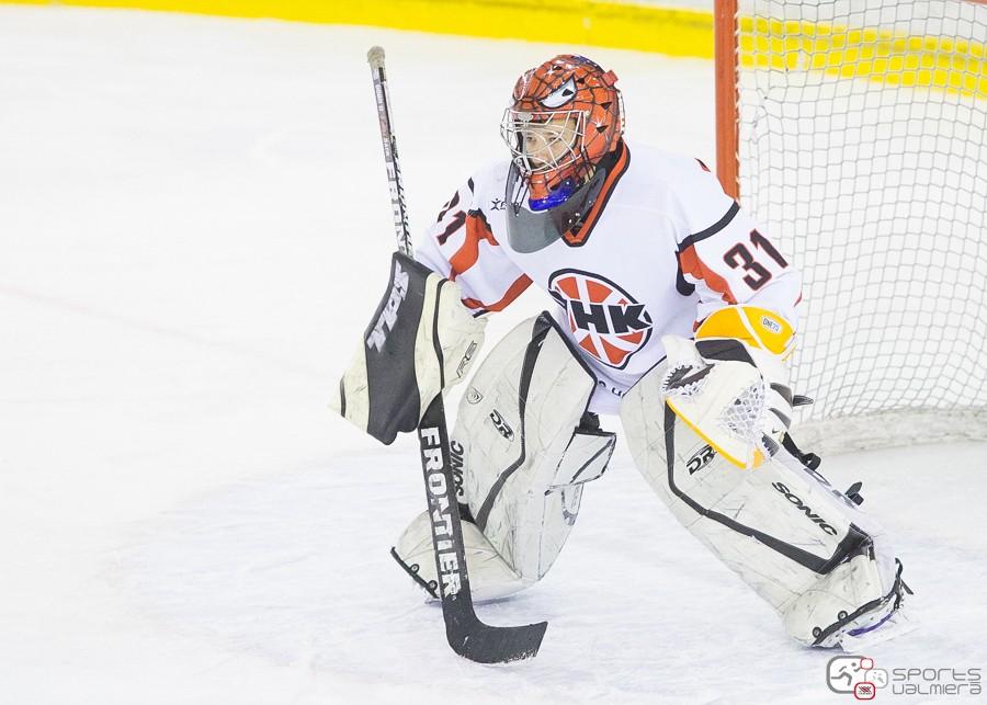 """""""Valmieras HK"""" U-16 hokejisti ieņem otro vietu pirmssezonas turnīrā"""