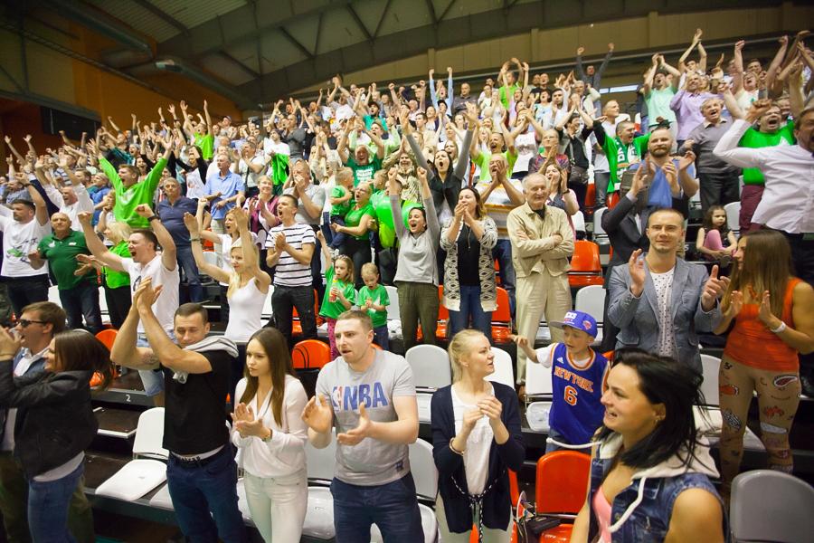 Piektdien fināls atgriežas Valmierā, tribīnēs jāvalda zaļai un baltai krāsai