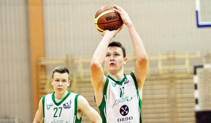 """""""Valmiera BSS"""" izcīna godalgas Eiropas Jaunatnes Basketbola līgas turnīrā"""
