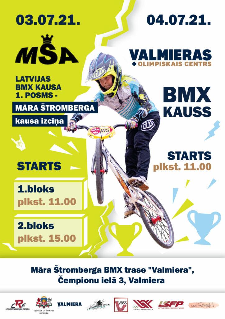 BMX Valmieras Olimpiskā centra kauss