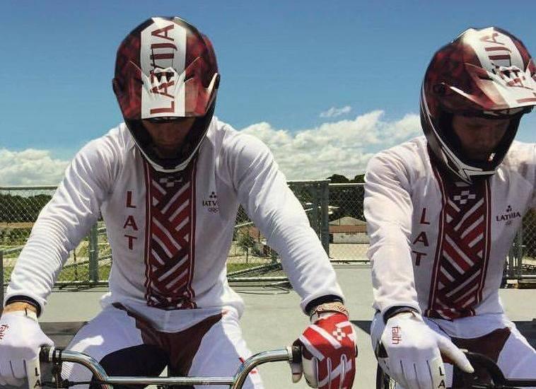 Nieka tiesa šķir Valmieras BMX riteņbraucējus no olimpiskā pusfināla