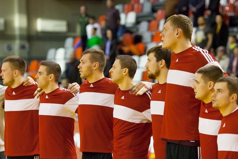 Sākusies biļešu tirdzniecība uz Latvijas handbola izlases spēli pret Baltkrieviju