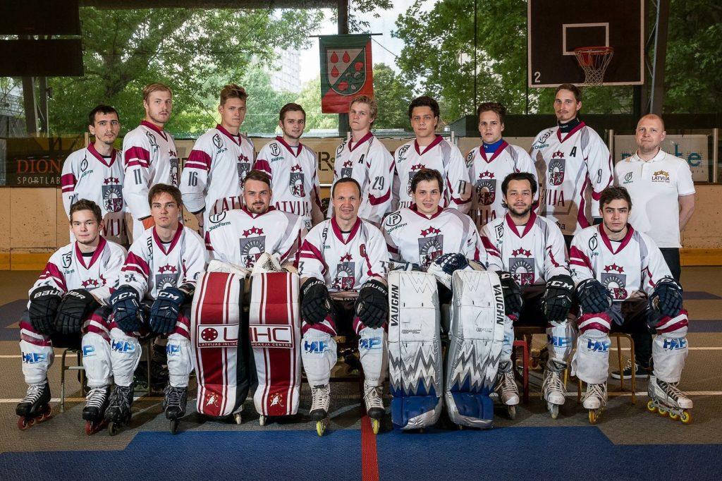 Valmieras hokeja audzēknis iekļauts Latvijas inline izlasē