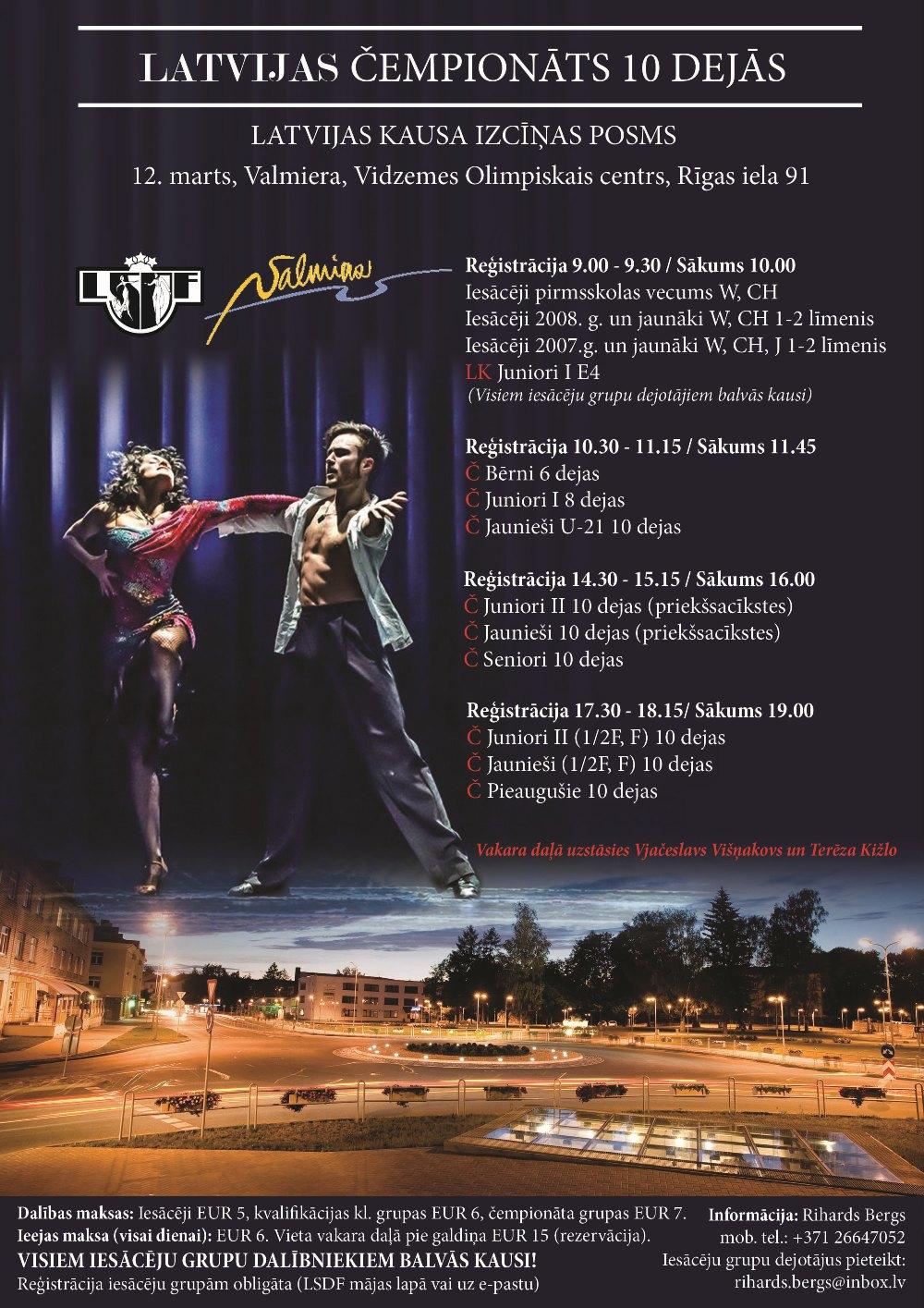 Ten dance Championship (2)